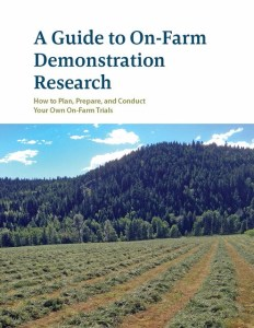 A Guide to On-Farm Demonstration Research