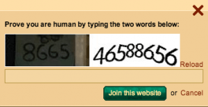 captcha-words-numbers