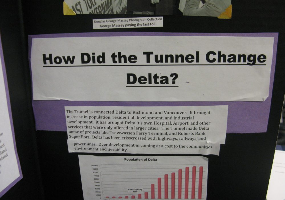 Elements of a Successful Project: the George Massey Tunnel and How It Changed Delta