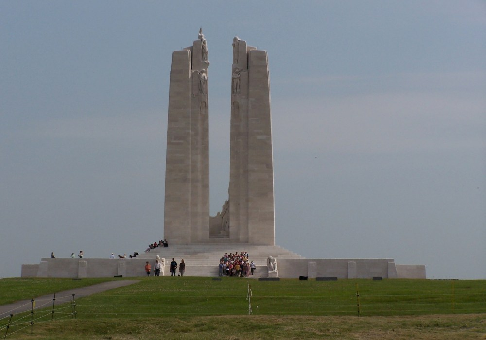 The Many Stories of Vimy Ridge