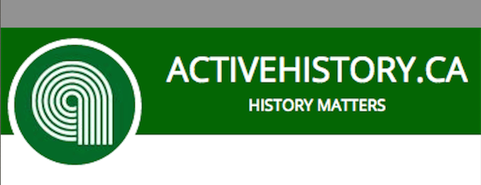 The History Blog for May is Active History