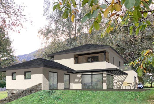 Maison contemporaine bchic architecture