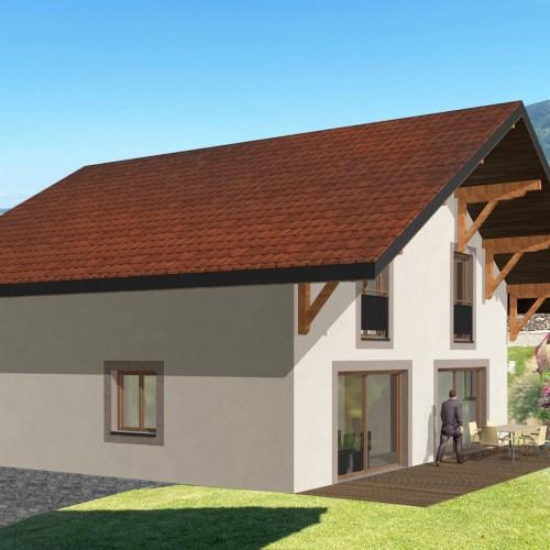 Maison traditionnelle Allinges