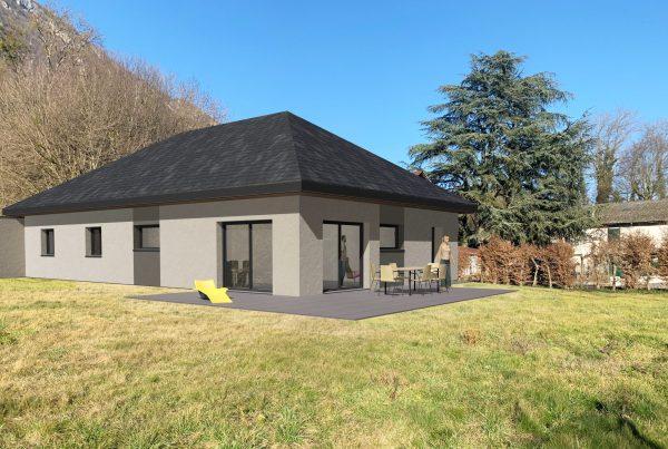 Maison traditionnelle Bchic Francin