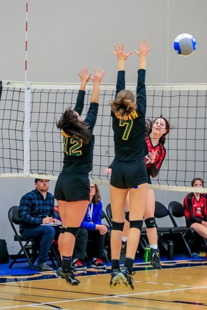 Van Tech Girls Make Provincials for the First Time, in a Long Time