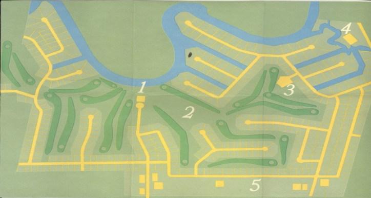 Beau Chene Map