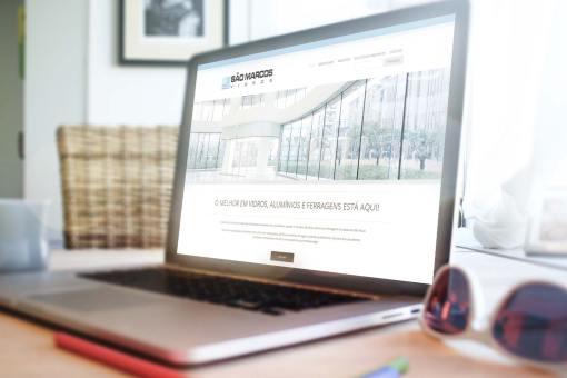Website – SM Vidros