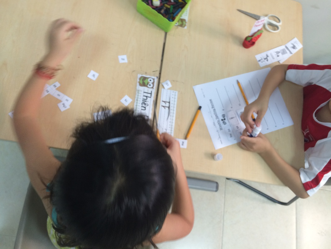 Ff Ll Ss And Zz Spelling Activity