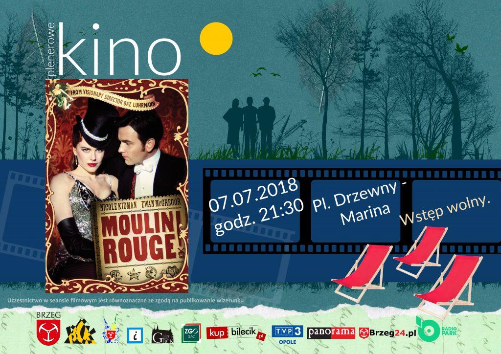Bck Moulin Rouge Kino Plenerowe Kulturalne Wakacje 2018