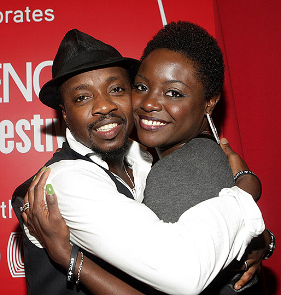 ANTHONY HAMILTON AND WIFE WELCOME TWIN BOYS