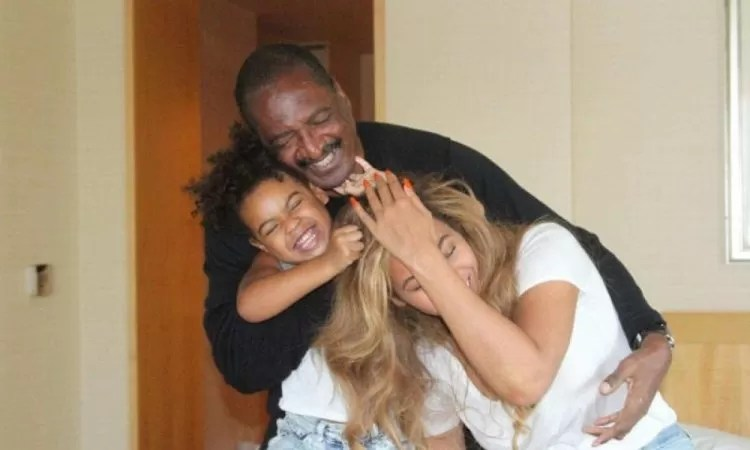 daughter blue ivy takes after her