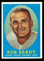 Brady, Bob #55  56