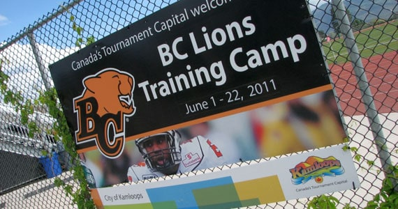 Live from Kamloops: Training Camp Report June 11th. Plus your Twitter questions answered.