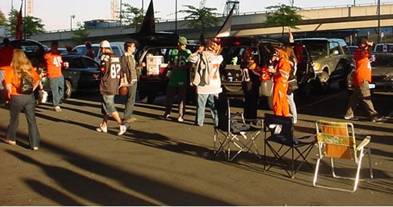 Tailgate Empire: The evolution and future of tailgating in Vancouver.