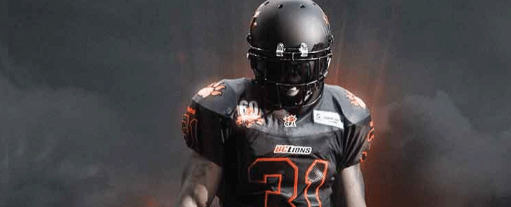 BC Lions 3rd Jersey Changes Will Be Technical Not Cosmetic