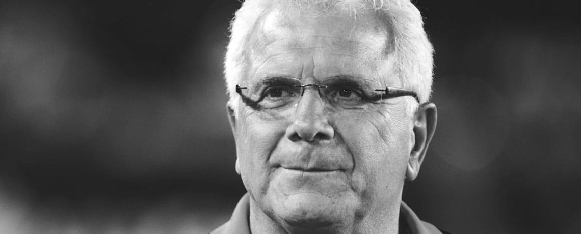 Wally Buono: All You Can Say is Thank-You