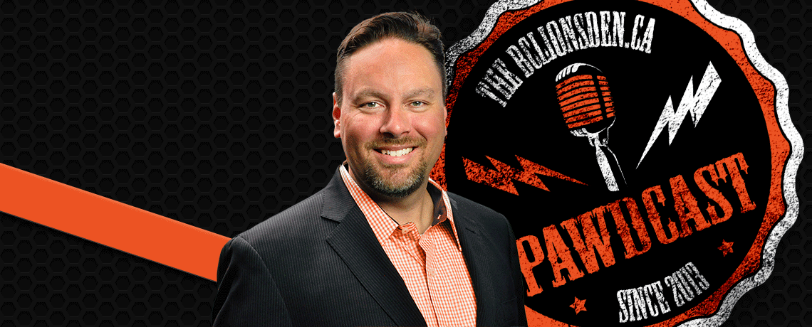 Episode 148: BC Lions Co-GM Neil McEvoy