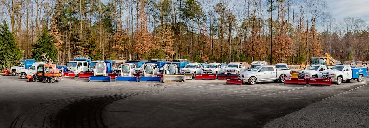 BCLS Snow and Ice Management Fleet
