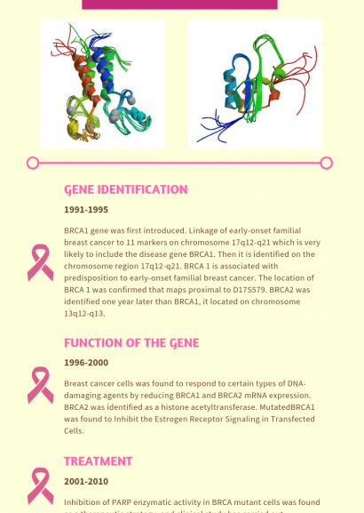 Capstone Project Blog: Human Breast Cancer tumor suppressor gene, BRCA1 and BRCA2