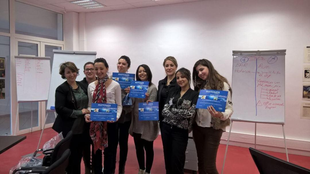 formation staff Sofitel Maroc