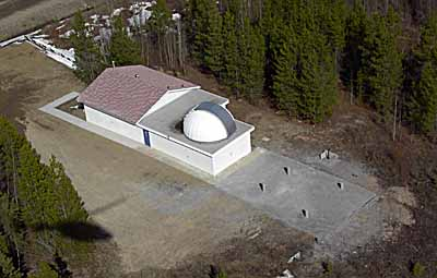 RASC Prince George Centre Observatory