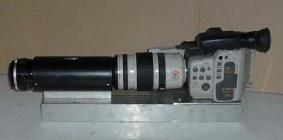 Video intensifier