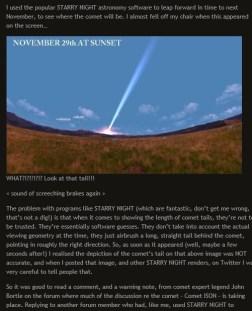 ISON Nov 29th