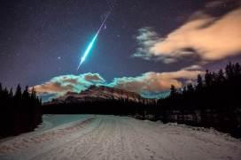 Fireball from Banff