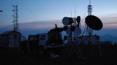 Mount Baker Radio Tower Site