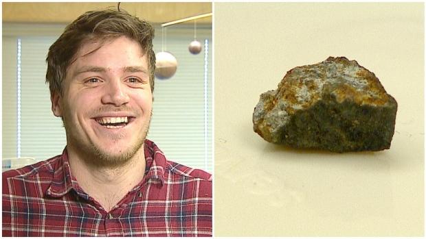 2017-11-12 : Crawford Bay Meteorite – by Rick Nowell
