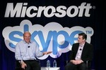 SAN FRANCISCO, CA - MAY 10:  Microsoft CEO Ste...