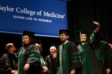Medical students process