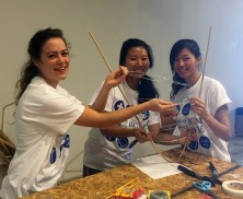 Service Day for Baylor first-year medical students