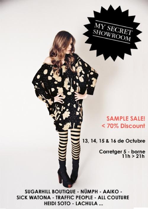 Showroom descuento octubre_barcelona