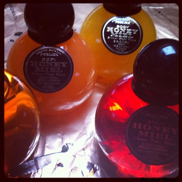 perlier honey cream bath