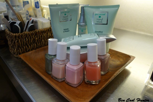 productos uñas pedicura