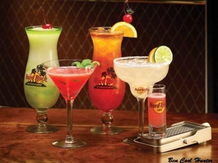 hard rock Drinks