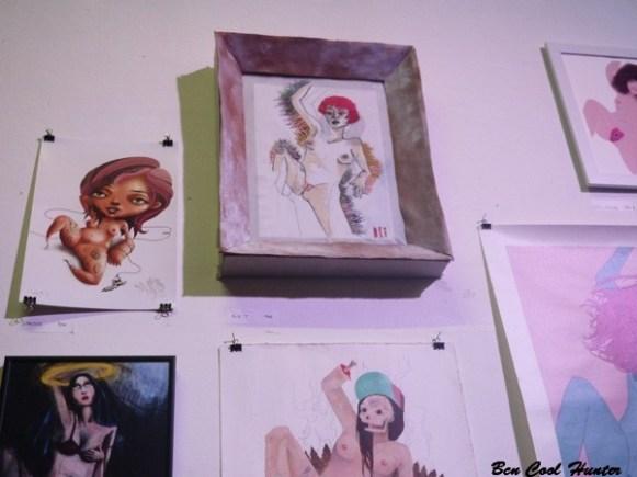 exposicion ilustraciones barcelona