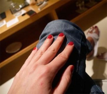 manicura pedicura bliss rojo