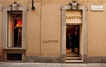 Lanvin tienda-Milan