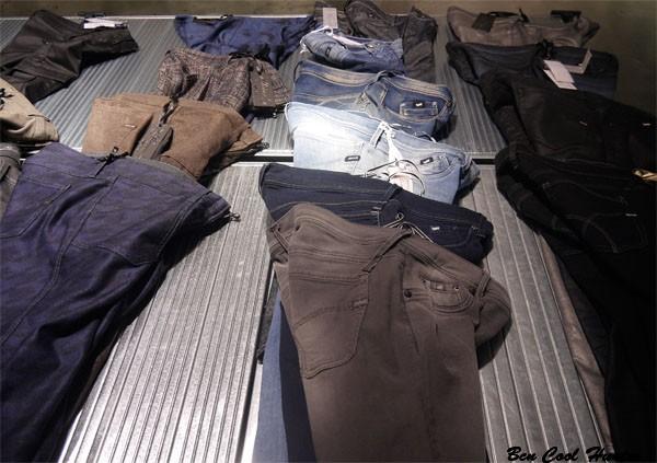 sumatra gas jeans