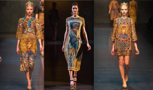Dolce & Gabbana f/w 2013 2014