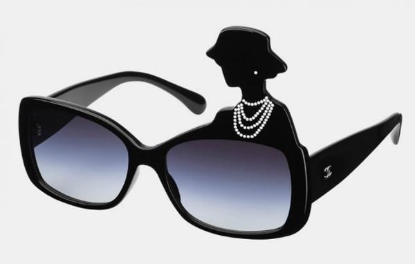 Chanel gafas sol con Mademoiselle Chanel