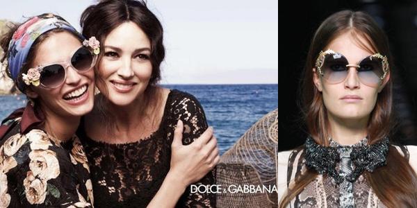 Dolce & Gabbana Roberto Cavalli gafas de sol 2013