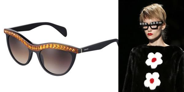 Prada gafas p/v 2013