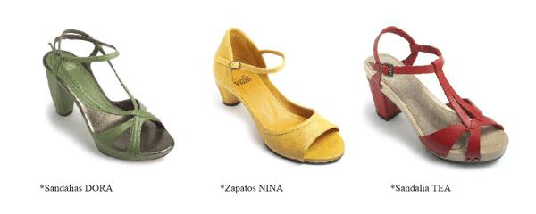 vialis coleccion zapatos pv2013