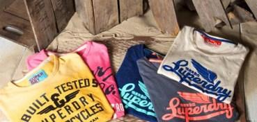 superdry tshrt camisetas