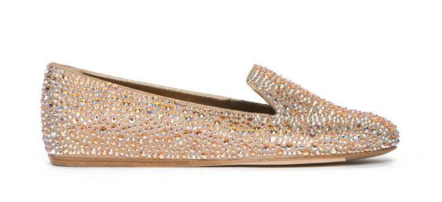 le silla slippers cristales swarovski
