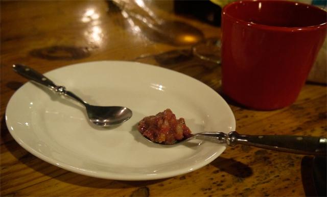 tartar carne casa paloma