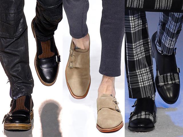 zapatos hombre MONJE